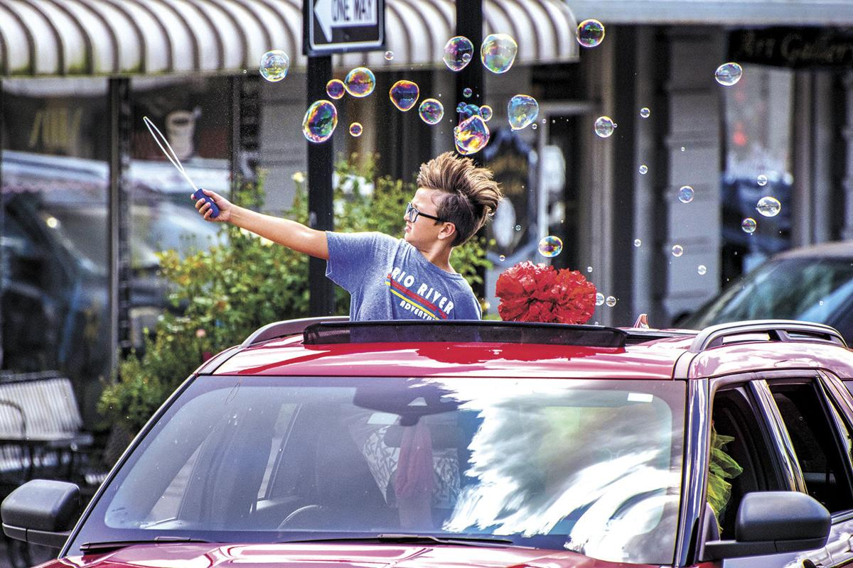Bubbles for small business