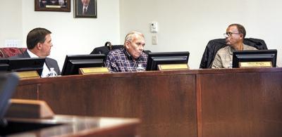 Public hearing held