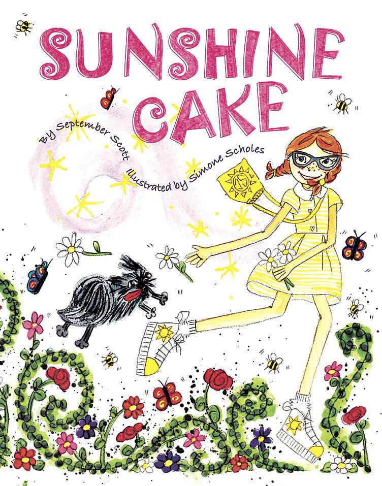 """Sunshine Cake"""