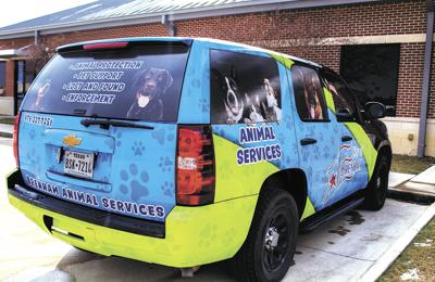 Tahoe for Animal Control