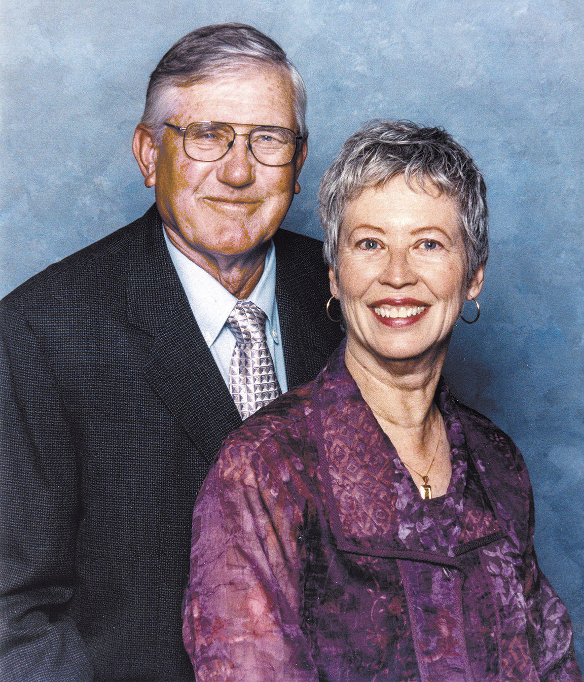 Elwood and Eunice Kelm