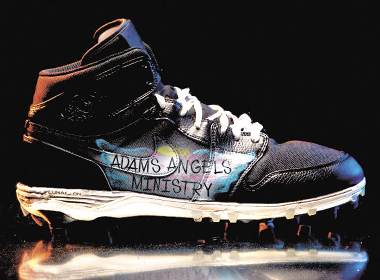 Adam's Angels Cleats
