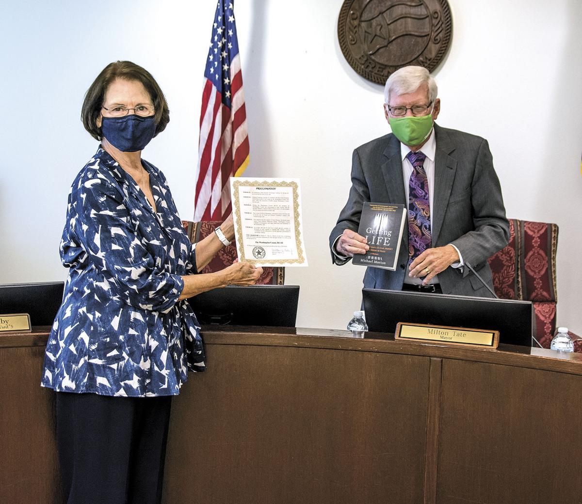 Washington County Read Proclamation