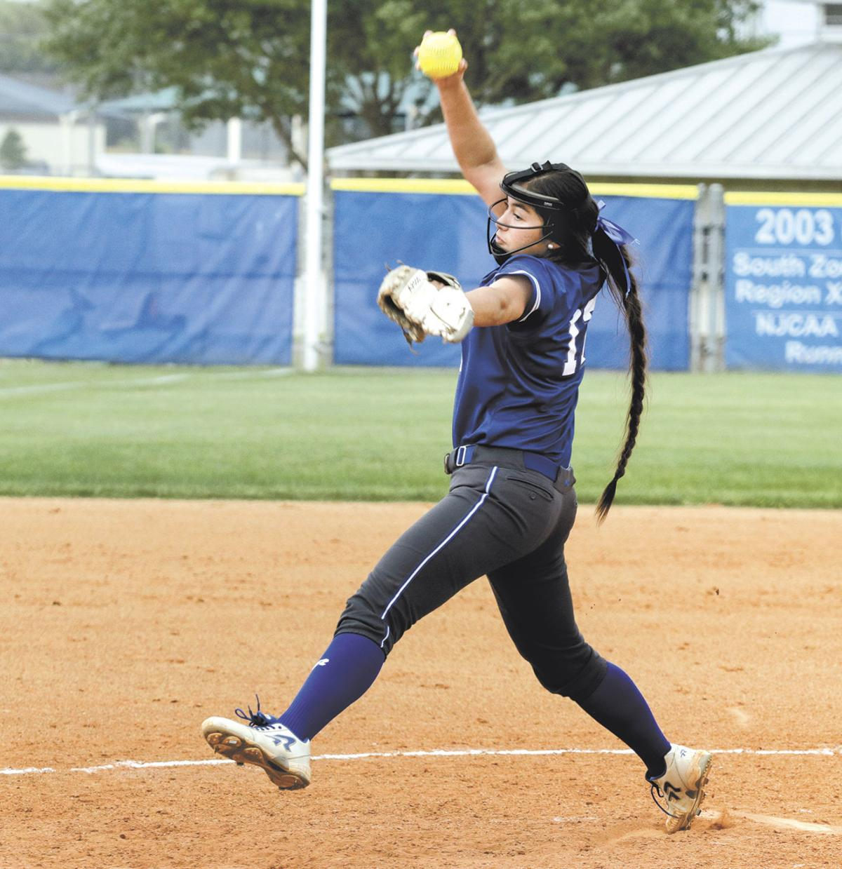 Blinn College's Alysa Torres