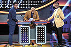 Sutton on 'Celebrity Family Feud'