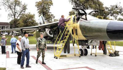 F-111A takes history to new heights