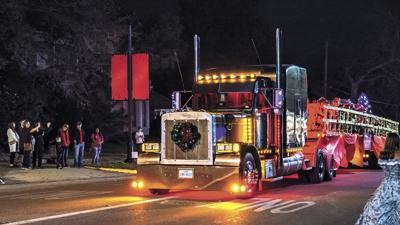 Christmas Stroll and Lighted Parade