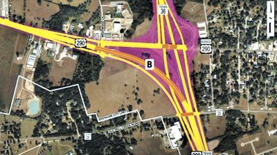 Highway Interchange plans