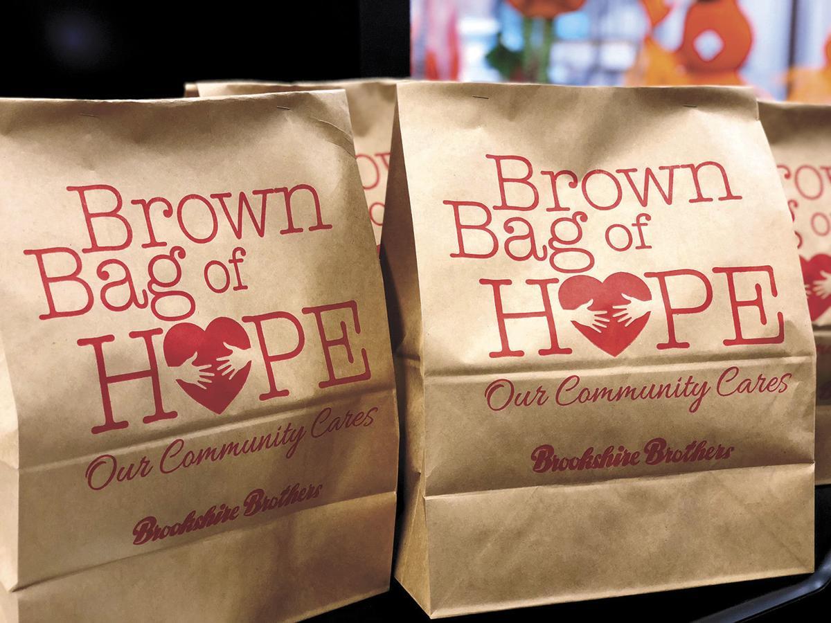 Brown Bag of Hope