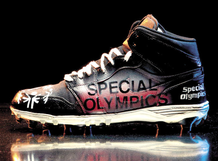 Special Olympics Cleats