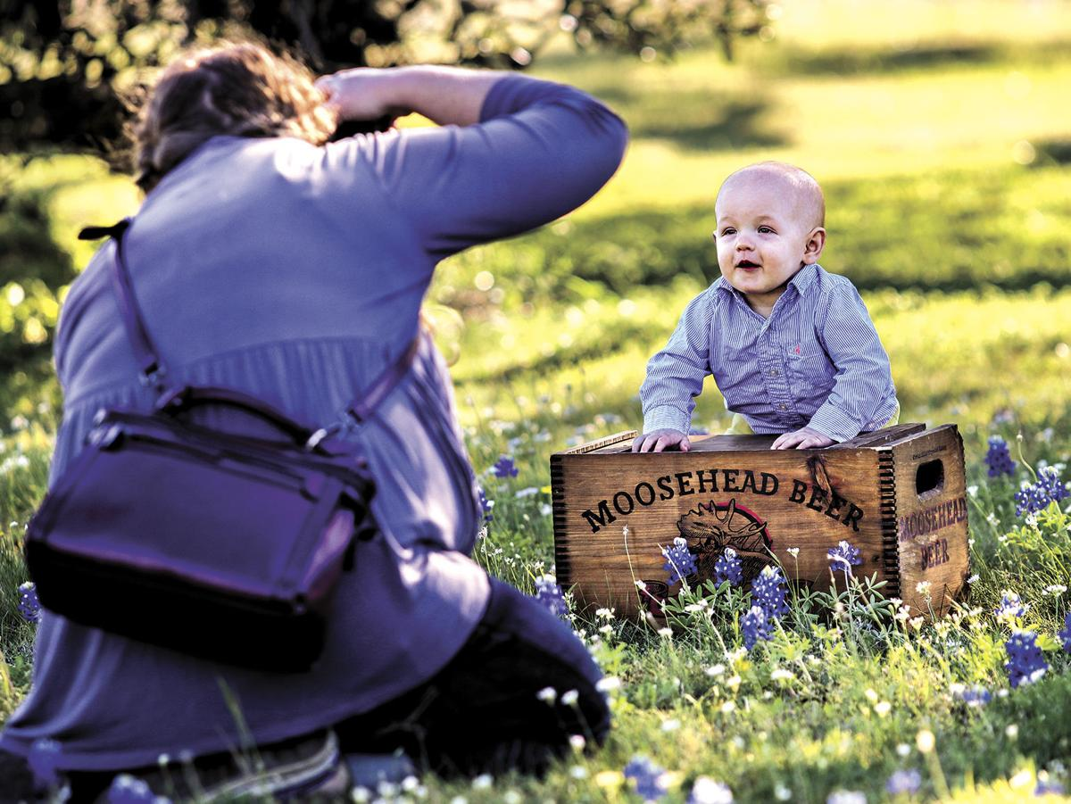 Bluebonnets keep local photographer busy | Brenham 360