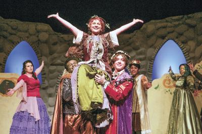 BHS to perform 'Once Upon a Mattress'