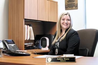 Detective Ashley Burns