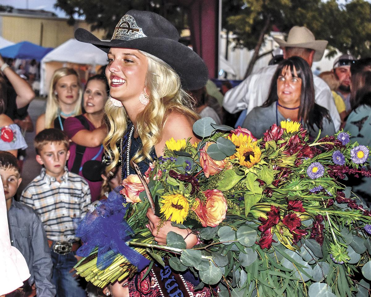 And the 150th Washington County Fair queen is...