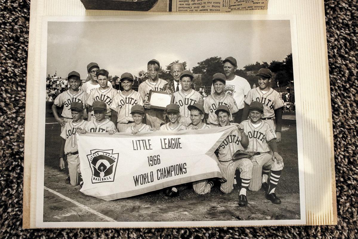 1966 Westbury American Little League championship team