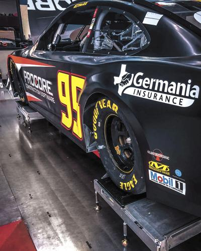 Germania and Leavine Family Racing partner up