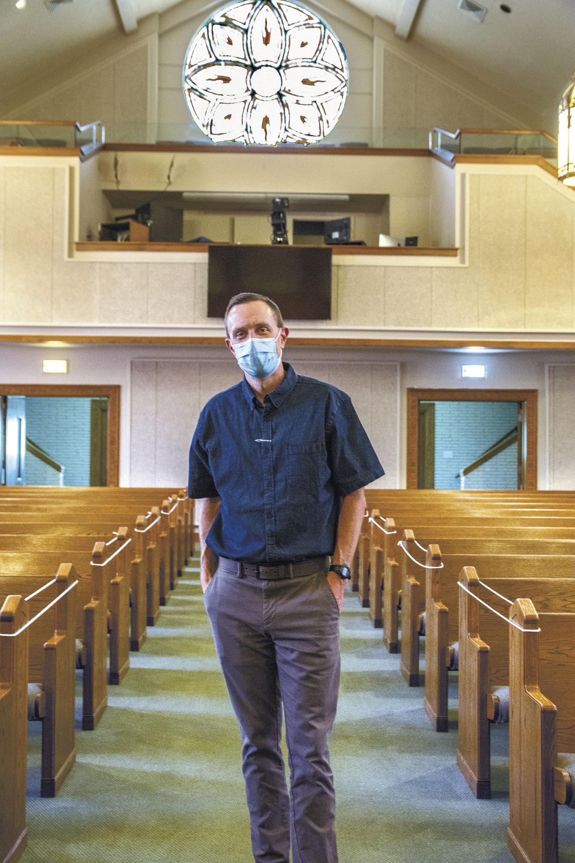 Pastor Ross Shelton, FBC