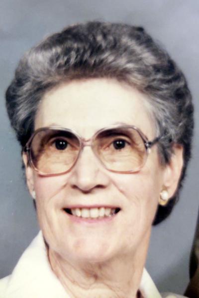 "Dorothy Gibson ""Dot"" Crane"
