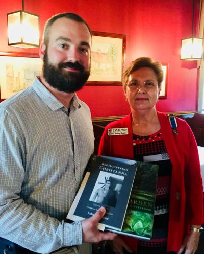 William Taylor DAR Chapter learns about local history