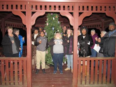 Tree of Love kicks off Christmas season