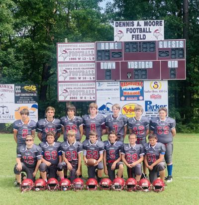 Brunswick Academy JJV Football team