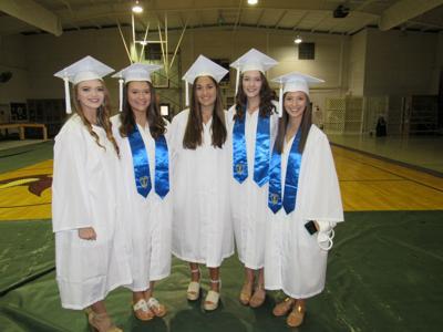 Saturday was Graduation Day at Brunswick Academy