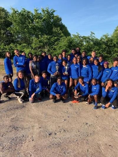 Tri-Rivers District Champions