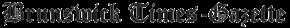 Brunswicktimes Gazette - Breaking