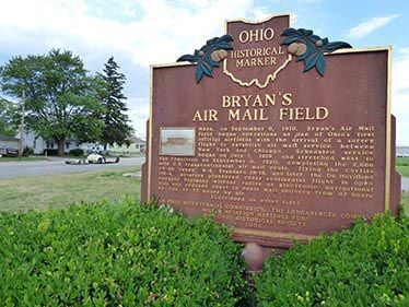 Airmail Historical Marker