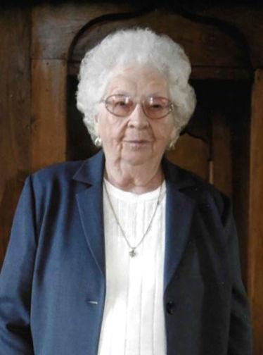 Pauline Louise Fisk (1927 —2019)