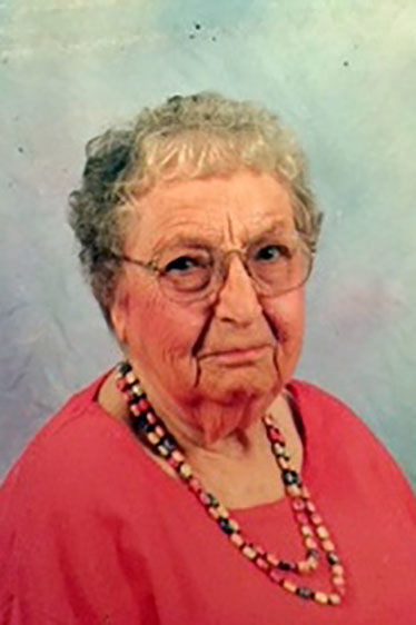 Mary A. Lee (1914 —2019)
