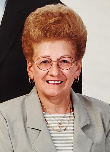 "Adlene M. ""Addie"" Shull (1934 —2020)"