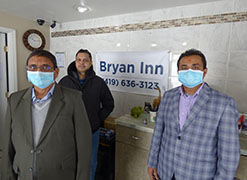 Bryan Inn oowners