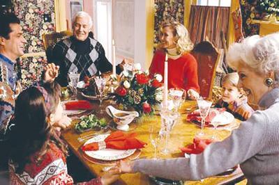 Christmas Dinner Prayer.Holidays Are A Time For Gathering Prayer Bryantimes Com
