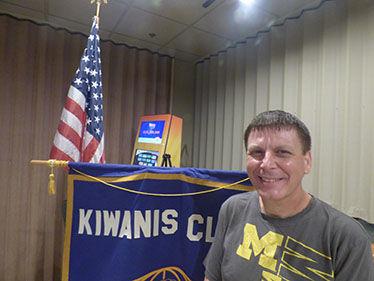 Kiwanis Dan Cline