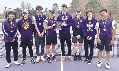 Bryan tennis wins NW Ohio doubles tourney title