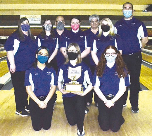 Bryan girls bowling wins NWOAL title