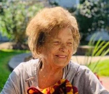 Marjorie Jo Cox (1934 —2019)