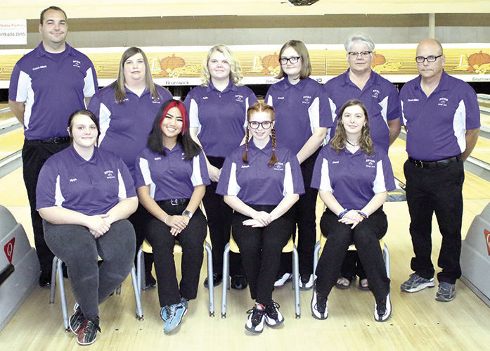 Bryan girls bowling picture