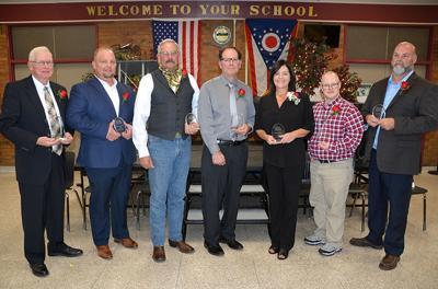 Four County honors alumni