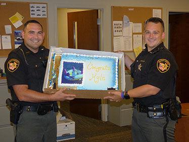 Sheriffs deputies Esckilsen Maynard