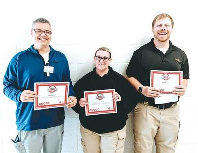 CCNO recognizes Heartsaver Heroes | Local News | bryantimes com