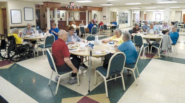 Bryan Senior Center