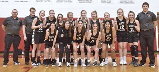 North Central girls basketball wins Division IV sectional title