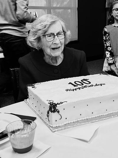 100th birthday - Frazer