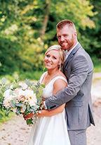 Williams-Brown wedding