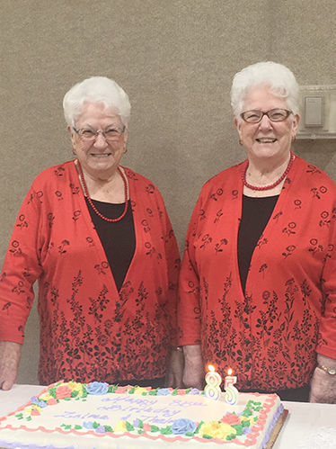 85th birthdays