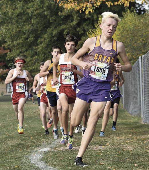 Mason leads
