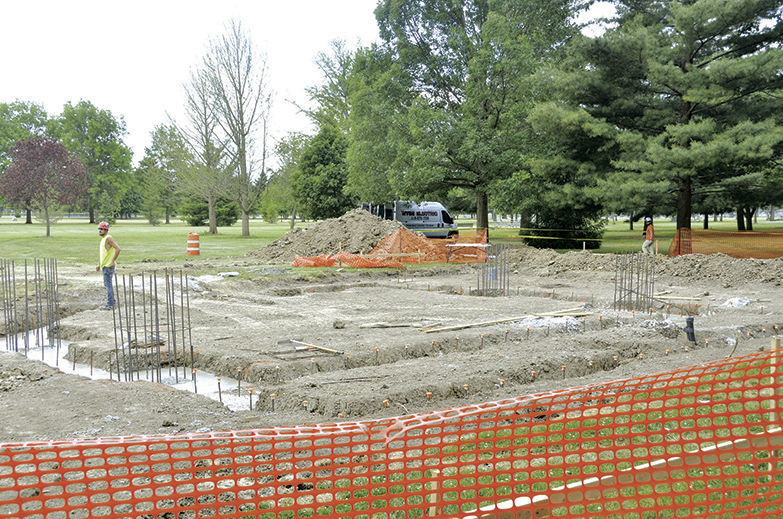 Amphitheater Construction Begins In Bryan Local Sports Bryantimes Com