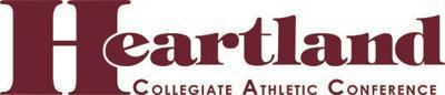 Heartland Collegiate Athletic Conference's logo